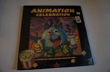 ANIMATION CELEBRATION Laserdisc Collection Volume 1 SEALED