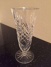 "WATERFORD CRYSTAL OLD MARK Bud Vase 7"" EXCELLENT!!"