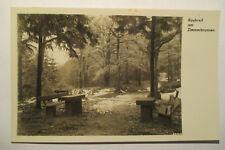 alte Ansichtskarte  Pfälzerwaldverein Ortsgruppe Landau Pfalz 1934,Zimmerbrunnen