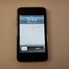 Apple iPod Touch 2nd Generation A1288 Black 8GB Used