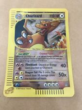 Charizard Crystal Oversize Skybridge Box Toppers Pokemon Promo Card -2003