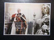 GB Jersey 2016 Commemorative Stamps~George V~M/S~Fine Used Set~on piece~ UK