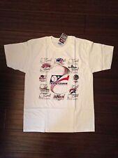 Texas Minor League Baseball Logo X-Large T-Shirt . Milb Tee Adult Xl New Gift
