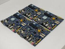 (Lot of 4) Slim Mini-ITX Intel Atom D525 Motherboards