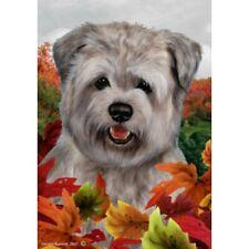 Fall House Flag - Blue Glen of Imaal Terrier 13214