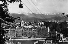 BR6064 Teleferique de la Bastille Grenoble  cable train  france