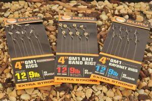 "GURU Bait Bands 4"" and 15"". Various. Free Postage"