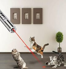 Pet Cat Catch LED Light Pointer Interactive Exercise Toy Cats Dog Tool Of 2 Pack