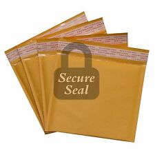 """2000 #CD 7.25x8 Kraft Bubble Mailers Self Seal Padded Envelopes 7.25"""" x 8"""""""