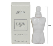 JEAN PAUL GAULTIER FLEUR DU MALE EAU DE TOILETTE SPLASH 3.5 ML MINIATURE