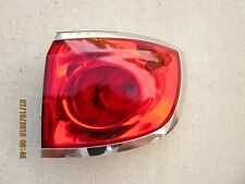 08 - 12 BUICK ENCLAVE CX CXL 4D SUV PASSENGER RIGHT SIDE TAIL LIGHT 25954942