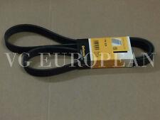 BMW E38 E39 OEM Alternator, Water Pump, P/S Drive Belt NEW 740i 740il 840Ci