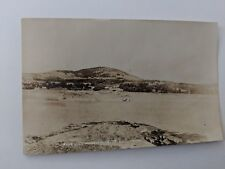 POSTCARD Blue Hill Mountain Blue Hill ME  RPPC M-1