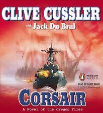 Corsair - Clive Cussler / Jack DuBrul - Unabridged CD Audiobook - Oregon Files