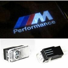 *DE* BMW M Performance LED LOGO Einstiegsbeleuchtung  F30 F10 E93 E60 3er 5er