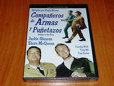 SOLDIER IN THE RAIN / COMPAÑEROS DE ARMAS Y PUÑETAZOS - Steve McQueen -Precinta