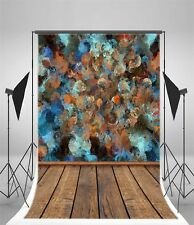 Vinyl 3x5ft Photo Background Abstract Painting Photography Backdrop Studio Props