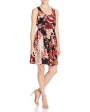ELIZABETH AND JAMES Ivy Printed Silk Dress Size M NWT $395