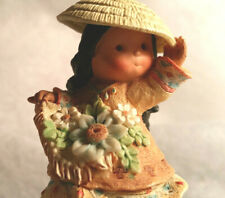 Friends of a Feather.[ Gaity ].1995 Retired Enesco Corp.Karen Hahn 171778