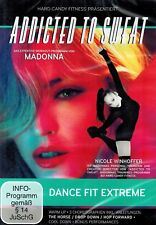 DVD NEU/OVP - Addicted To Sweat - Dance Fit Extreme