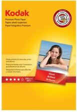 Retail Kodak Photo Paper A4 280gsm Premium Glossy Photo Paper 250gsm (20 sheets)