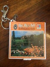 Vintage 1999 Hasbro Milton Bradley Big Ben 60 Piece Jigsaw Puzzle Keychain