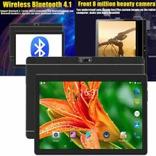 Android 8.0 10.1 Inch HD Game Tablet Computer PC GPS Wifi With Dual Camera BT4.0