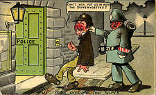 Suffragette Comic....Put Us In With The Sufferygettes? Card # 630 in H.B. Series