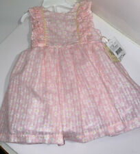 NWT Laura Ashley 18 Months Floral Dress/ Bloomers