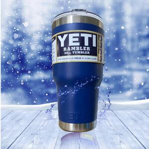 YETI Rambler 30 oz | Stainless Steel Vacuum Insulated Tumbler| Magslider Lid