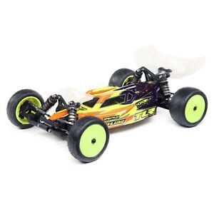 Team Losi Racing 1/10 22 5.0 DC Race Roller 2 Wheel Drive Buggy Dirt/Clay
