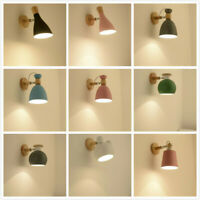 New Wall Lamp Swing Head Sconce light Bedroom Lighting Bedside Reading Lamp