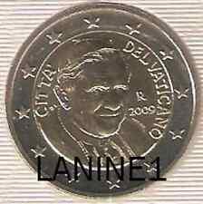 2 EURO DU COFFRET BU VATICAN 2009 (RARE)