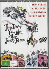 Those Daring Young Men in Their Jaunty Jalopies  -  DVD - UK Compatible