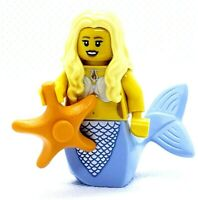LEGO Minifigure Mermaid Series 9 col140
