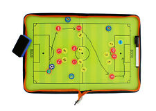Get Out!™ Magnetic Soccer Game Planning Board for Coaching