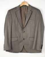 Ermenegildo Zegna Herren Wolle Formelle Jacke Blazer Größe 38 (48) APZ575