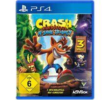 Blizzard Crash Bandicoot N.Sane Trilogy, PlayStation 4-Spiel