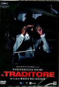 IL TRADITORE DVD