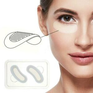 Hyaluronic Acids Microneedle Eye Patch Anti Aging Wrinkles Fine Lines Removal.