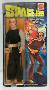 vintage 1975 Mattel Space : 1999 Professor Bergman MOC rare