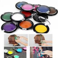 12 Colors Non-toxic Temporary Hair Chalk Soft Dye Powder Pastels Tool Salon DIY