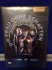 New unsealed Strauss - Die Frau Ohne Schatten (DVD, 2013, 2-Disc Set)