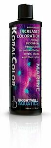 Brightwell Aquatics Koralcolor 500ml To Distinctive Enhancement of The Colour