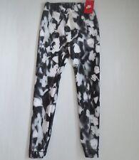 Nike Women Sportswear Training Leggings Pant - 840519 - Black 010 - XS - NWT