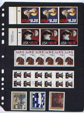 **ANCHOR 5 New Stock Pages 5S (5- rows) Sheets - (Black sheets / Double Sided).