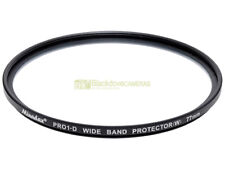 77mm. filtro UV Minadax Pro-1 D Wide Band Protector (W). Ultra violet filter. #