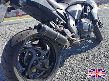 Honda CB1000R 08-16 SP Diabolus Carbon Round XLS Carbon Outlet Decat Exhaust