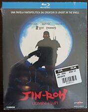 Jin-Roh - Uomini E Lupi (2 Blu-ray) ITALIANO sigillato
