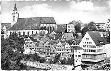 AK, Tübingen, Teilansicht, 1960